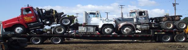 truck wreckers chch